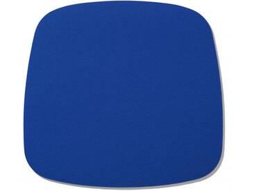 Hey-Sign Sitzauflage Eames Armchair blau, Designer Bernadette Ehmanns, 0.5x37x35 cm