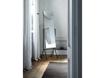 Bodenspiegel Officina Magis Grau, Designer Ronan und Erwan Bouroullec, 171x50x44 cm