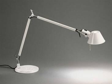 Tischleuchte Tolomeo Tavolo Artemide weiß, Designer de Lucchi & Fassina, 123 cm
