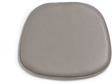 Sitzpad grau, Designer Thomas Albrecht, 2x38.5x36 cm