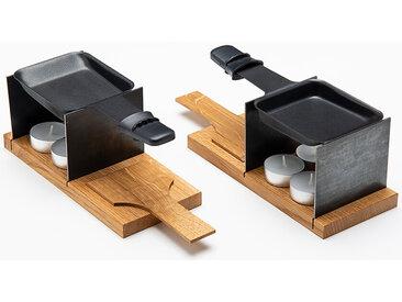 Raclette Set für 2 Personen My Raclette, Designer Raumgestalt, 9x22x9 cm