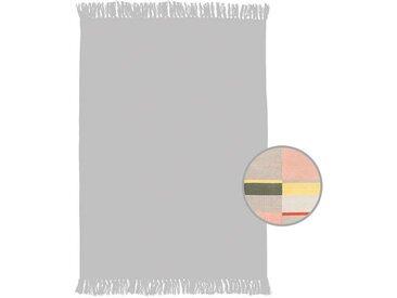 In- und Outdoorteppich Unique pink, Designer pad concept, 170 cm