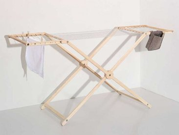 Wäscheständer Mama Caritas Wendelstein, Designer Factor Product, 86x184x63 cm