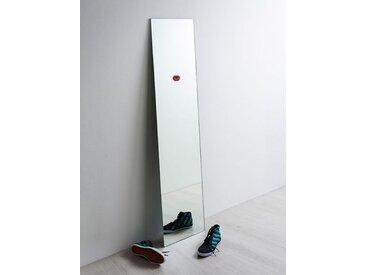 Opinion Ciatti Wandspiegel Lipstick, Designer Bruno Rainaldi, 170x40x3 cm
