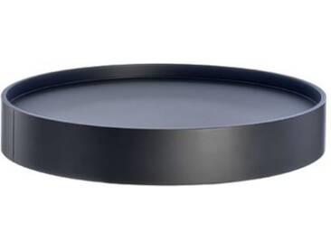 Softline Tablett Drum, schwarz schwarz, Designer Softline Design Team, 7.4 cm