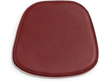 Sitzpad rot, Designer Thomas Albrecht, 2x42x42 cm