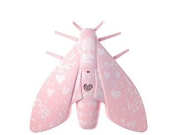 Elektronischer Rauchmelder Lento Jalo Helsinki pink, Designer Paola Suhonen, 6.5x20.5x20.5 cm