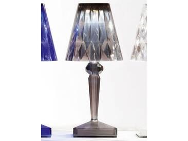 Kartell LED-Tischleuchte Battery grau, Designer Ferruccio Laviani, 22x13x13 cm