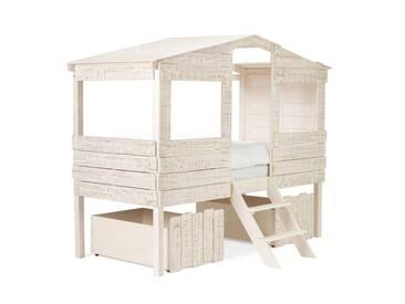 massivum Spielbett Safari 90x200 weiß