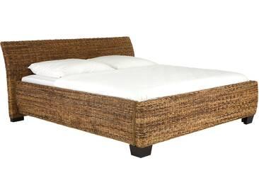 massivum Bett Barika I Komforthöhe 200x200cm