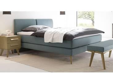 Boxspringbett Viane in 180x200 cm, Grau, mehr Farben und Größen auf Betten.de