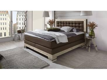 Boxspringbett Aronia in 160x200 cm, Braun, mehr Farben und Größen auf Betten.de