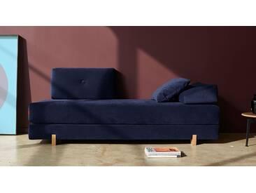 Polsterliege Yorkshire, Blau, mehr Farben und Größen auf Betten.de