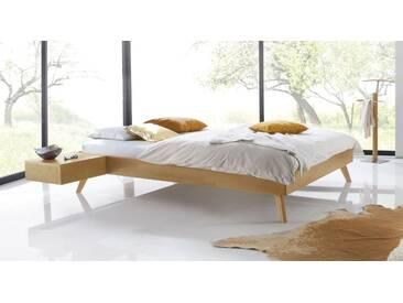 Massivholzbett Andros in 100x210 cm, mehr Farben und Größen auf Betten.de