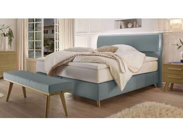 Boxspringbett Somera in 180x200 cm, Grau, mehr Farben und Größen auf Betten.de