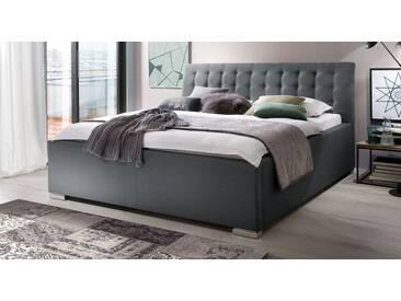 Polsterbett Setiara in 180x200 cm, Grau, mehr Farben und Größen auf Betten.de