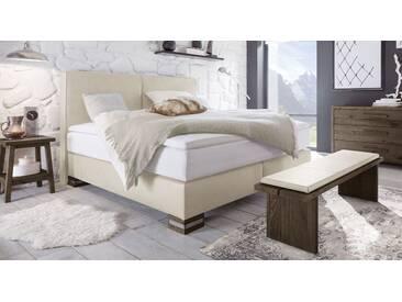 Boxspringbett Tholen in 180x200 cm, Beige, mehr Farben und Größen auf Betten.de