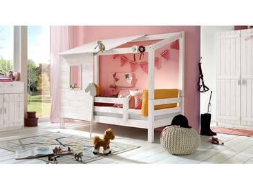 Kinderbett Kids Paradise in 90x200 cm, Weiß, mehr Farben und Größen auf Betten.de