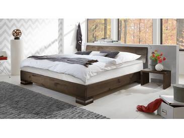 Boxspringbett Mexiana in 90x220 cm, Braun, mehr Farben und Größen auf Betten.de