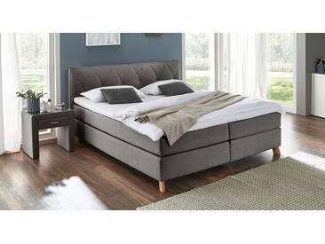 Boxspringbett Allentown in 180x200 cm, Grau, mehr Farben und Größen auf Betten.de