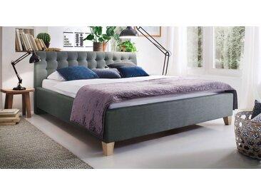 Bett Batana, Bett gepolstert, 180x200 cm - BETTEN.de