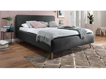 Polsterbett Carballo in 160x200 cm, Grau, mehr Farben und Größen auf Betten.de