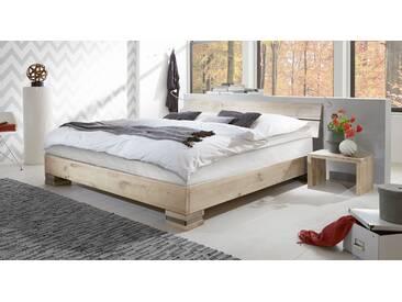 Boxspringbett Mexiana in 140x200 cm, Weiß, mehr Farben und Größen auf Betten.de