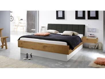 Massivholzbett Boneda in 200x200 cm, Braun, mehr Farben und Größen auf Betten.de