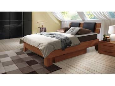 Boxspringbett Port-Louis in 200x220 cm, Rot, mehr Farben und Größen auf Betten.de