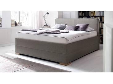 Polsterbett Sila in 180x200 cm, Grau, mehr Farben und Größen auf Betten.de