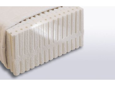 Naturlatex Matratze SAMAR Comfort - 140x200 cm - Härtegrad H2 - weich - Naturmatratze