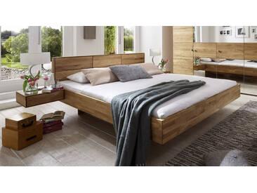 Massivholzbett Terrano in 180x200 cm, Braun, mehr Farben und Größen auf Betten.de