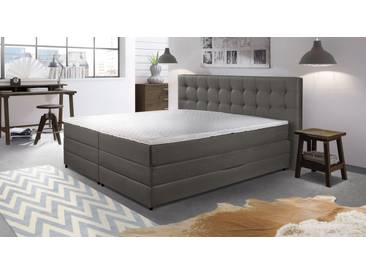 Boxspringbett Portmore in 180x200 cm, Grau, mehr Farben und Größen auf Betten.de