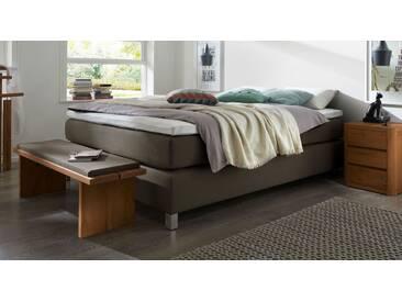 Boxspringbett Paguera in 140x200 cm, Braun, mehr Farben und Größen auf Betten.de