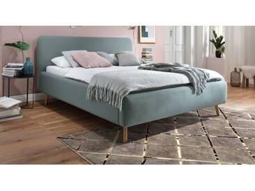 Polsterbett Carballo in 180x200 cm, Blau, mehr Farben und Größen auf Betten.de