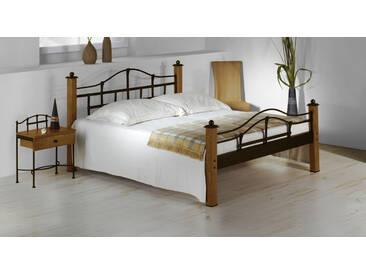 Metallbett Sinja in 140x200 cm, Braun, mehr Farben und Größen auf Betten.de