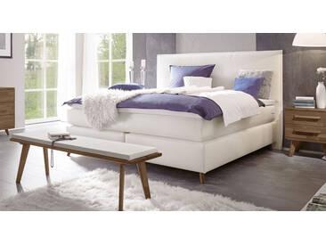 Boxspringbett Marum in 180x200 cm, Weiß, mehr Farben und Größen auf Betten.de