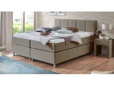 Boxspringbett Rockford in 180x200 cm, Grau, mehr Farben und Größen auf Betten.de