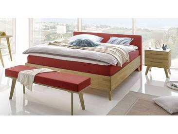Boxspringbett Gandio in 140x220 cm, Beige, mehr Farben und Größen auf Betten.de
