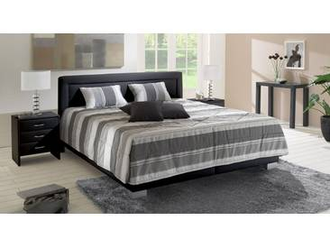Polsterbett Adriano in 180x200 cm, Grau, mehr Farben und Größen auf Betten.de