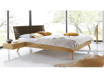 Massivholzbett Andros in 200x200 cm, mehr Farben und Größen auf Betten.de