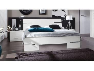 Designerbett Manati in 140x200 cm, Weiß, mehr Farben und Größen auf Betten.de
