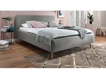 Polsterbett Carballo in 180x200 cm, Grau, mehr Farben und Größen auf Betten.de