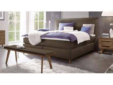 Boxspringbett Marum in 180x200 cm, Braun, mehr Farben und Größen auf Betten.de