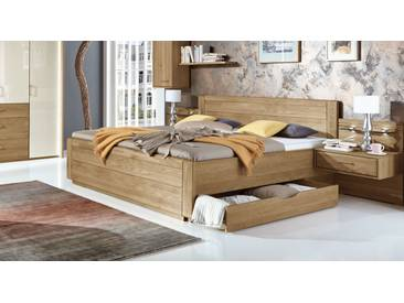 Bett im Landhausstil Toride in 180x210 cm, Braun, mehr Farben und Größen auf Betten.de