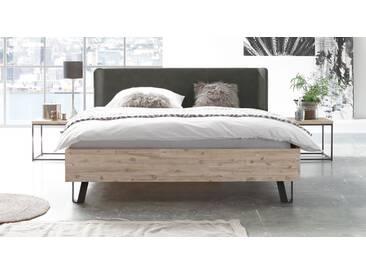 Massivholzbett Imatra in 180x200 cm, Braun, mehr Farben und Größen auf Betten.de
