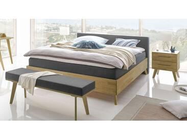 Boxspringbett Gandio in 140x210 cm, Beige, mehr Farben und Größen auf Betten.de