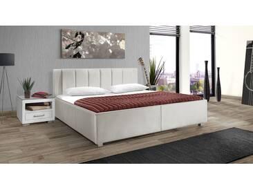 Polsterbett Billingham in 180x200 cm, Grau, mehr Farben und Größen auf Betten.de