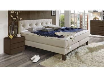 Boxspringbett Cantabria in 140x220 cm, Beige, mehr Farben und Größen auf Betten.de