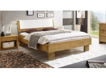 Massivholzbett Maraba in 200x200 cm, Braun, mehr Farben und Größen auf Betten.de